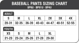Youth Medium Baseball Pants Size Chart Surprising Youth Jean Size Chart Urban Pipeline Size Chart