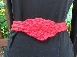Crochet Belt Pattern Awesome Decoration
