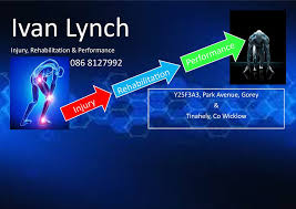 Ivan Lynch Injury, Rehab & Performance - Home | Facebook