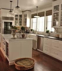Cottage Farmhouse Kitchens {inspiring in white} - Fox Hollow Cottage