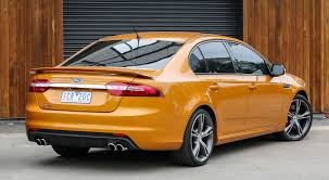 2015 Ford Falcon XR8 comes up with $54,690 price tag | Customs ...