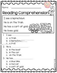 Access free resources and start practicing with your child through phonics. Excelent Kindergarten Worksheets Phonics Reading Comprehension Samsfriedchickenanddonuts