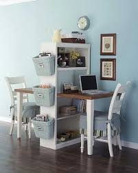 DIY Double Computer Desk with Bookcase. This clever idea shows how to  transform a single