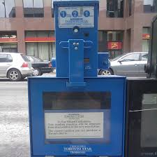 Newspaper Vending Machine Locations Adorable The Closest Location You Can Purchase A Toronto Star Is