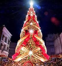 most beautiful christmas tree. Modren Christmas The Worldu0027s Most Illuminated Christmas Tree Osaka  Throughout Most Beautiful Tree B