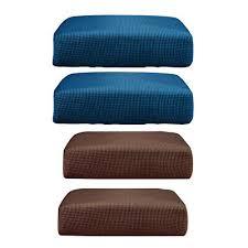 2 pairs sofa seat cushion covers