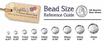 Pearl Size Chart Actual Size 1 Cm Circle Actual Size Google Search Beads Jewelry
