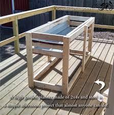 how to build a garden. How To Make A Garden / Terrarium. Easy Build Counter Height