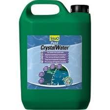 <b>Tetra Pond Crystal</b> Water средство для очистки прудовой воды от ...
