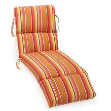 architecture orange chaise lounge cushions stylish com soleil outdoor water resistant cushion pertaining to