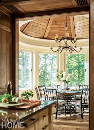 breakfast area lighting. The Windows In Light-washed Breakfast Area, Like Those Most Of House, Are Left Bare To Forge An Indoor-outdoor Connection. Area Lighting O
