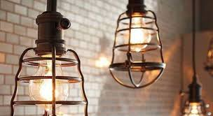 cage pendant lighting. Industrial Pendant Lighting | Caged Light Fixtures Subway Tile Backspl\u2026 Cage