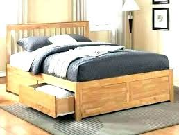 beds with storage underneath