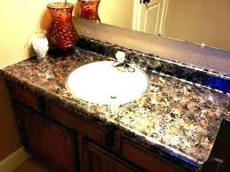 paint a bathroom countertop paint bathroom kit laminate refinishing spray paint for bathroom countertops