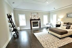 Dark Wood Floor In Bedroom New Residence Black Hardwood Floor