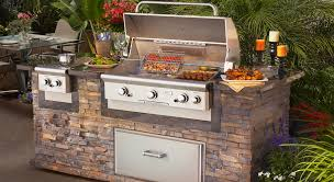 pictures of gas grill outdoor kitchen