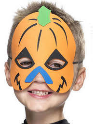 Mask Decorating Ideas Creative Halloween masks for kids60 ideas family holidaynet 54