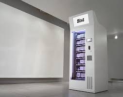 Blank Vending Machine Enchanting Alife Art Vending Machine DIPT