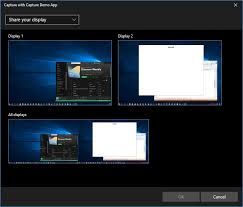 How To Record Computer Screen Windows 10 Windows 10 Scu Includes New Screen Capture Api Mspoweruser