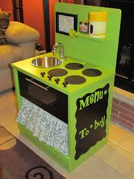Play Kitchen From Old Furniture Art Washes Away From The Soul The Dust Of Everyday Life