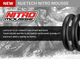 Motosport New Nuetech Nitro Mousse Milled