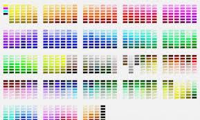Tpx Pantone Color Chart Pdf Timeless Pantone Color Chart Rgb Pdf Pantone Color Chart Rgb