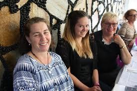 L-R) Glenna Kirk, Megan, and Wendy Wenke.   Buy Photos Online   Sunshine  Coast Daily