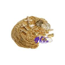 gold and fine jewelries
