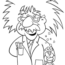 Small Picture Albert Einstein Coloring Pages Coloring Page