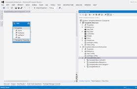 Repository Pattern C Custom Design