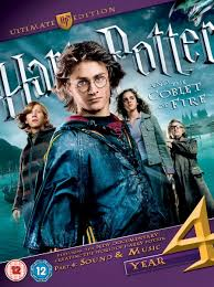 harry potter and the goblet of fire ultimate collector s edition double play blu