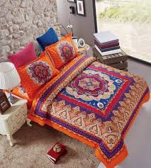 boho style bedding set euro duvet indulging