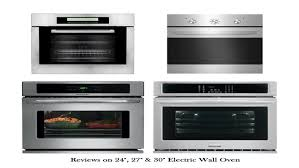 best wall oven electric type built