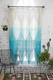 macrame curtain wall hangings best boho curtains ideas on