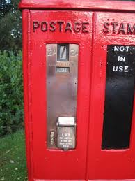 Stamp Vending Machines Beauteous Cast Iron Royal Mail Stamp Vending Machine
