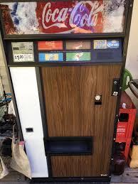 Vending Machine Repair Calgary Simple Coke Vending Machine Vintage Made By Vendo Lake Cowichan Cowichan