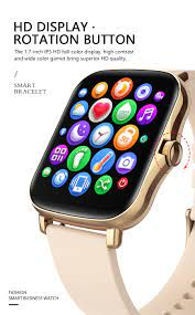 Đồng hồ thông minh Uonevic 2021 WICK Y20 Đồng hồ thông minh IPX7 Chống thấm  nước Đồng hồ điện thoại Nhắc nhở Tự làm Đồng hồ Mặt Thể dục Theo dõi Thể