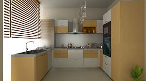 U Shaped Kitchen Small Refrigerator Subway Tile Backsplash Kitchen U Shaped Kitchen Ideas