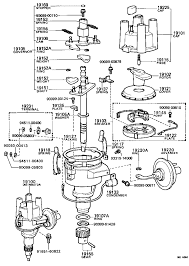 Toyota starle p61l phmrsw tool engine fuel distributor japan rh japan parts eu toyota corolla engine diagram toyota e engine