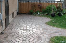 Simple Patio Designs With Pavers Design Ideas 11466 Throughout