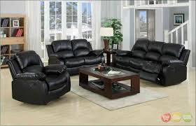 Leather Furniture Sets For Living Room Modest Decoration Black Leather Living Room Sets Stylish Idea 1000