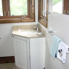 Used Bathroom Sinks 20 Best Corner Bathroom Vanity For Your Bath Ward Log Homes
