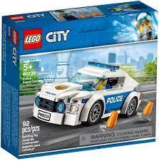 Đồ chơi LEGO City 60239 - Xe Cảnh Sát (LEGO 60239 Police Patrol Car)