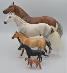 Horse Size Comparison Chart Breyer Size Guide Chestnut Ridge