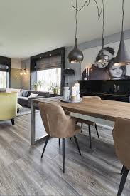 Eettafel Moderne Design Stoelen Tafellampen Lamp Santa Verdade