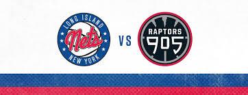 Long Island Nets Vs Raptors 905 Nycb Live