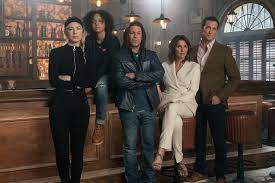 Where to Watch 'Leverage: Redemption'