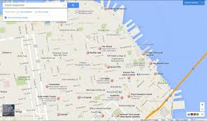 major redesign of google maps is unveiled  the new york times