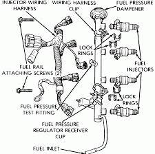 Dodge caravan fuel injector wiring harness wiring automotive