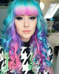 Colorful Hairstyles 6 Wonderful 24 Best Hair Images On Pinterest Cabello De Colores Coloured Hair